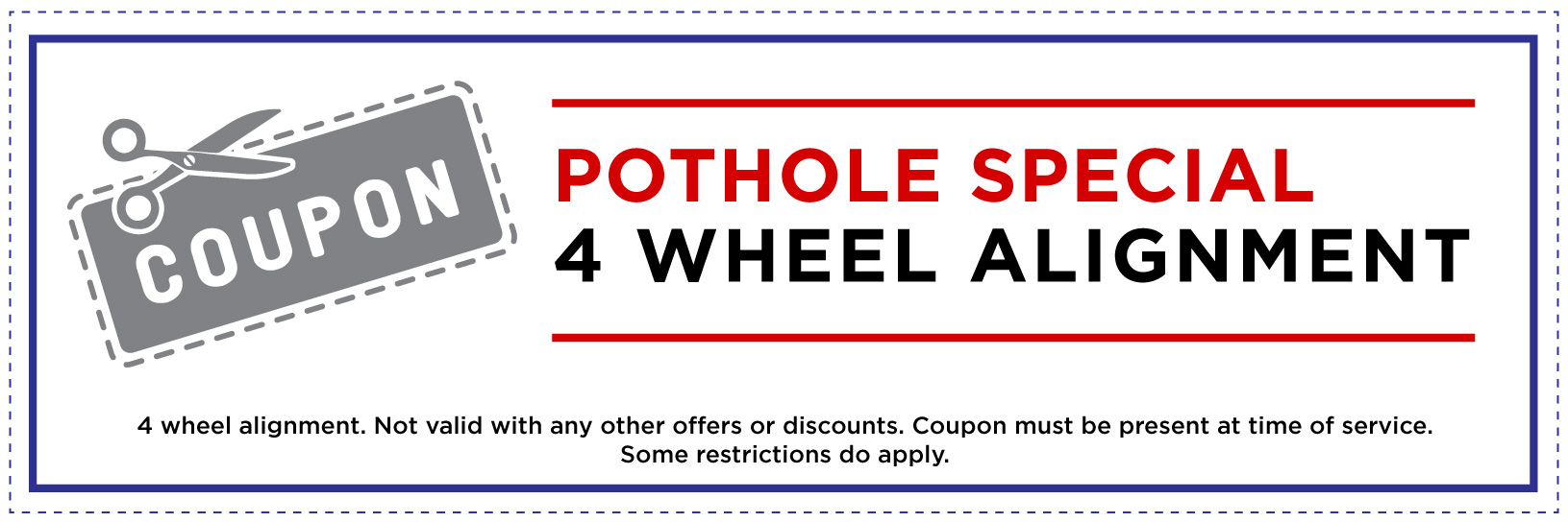 4 Wheel Alignment Coupon for Website